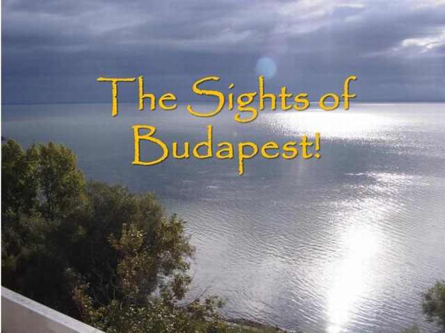 photos of budapest