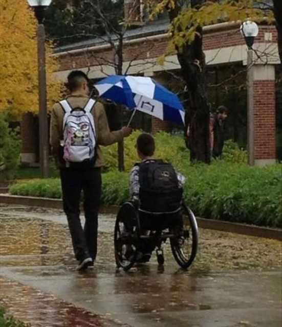 heartwarming photos