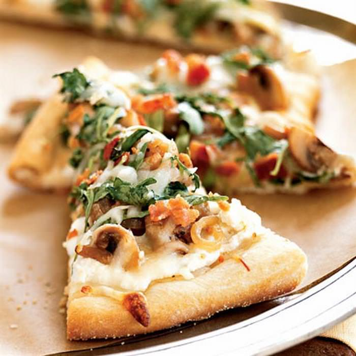 10 Healthy Homemade Pizzas That Are Super Easy to Prepare