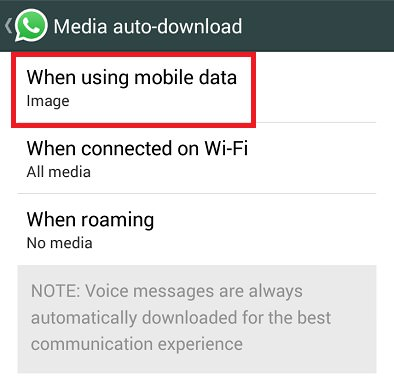 WhatsApp Tips