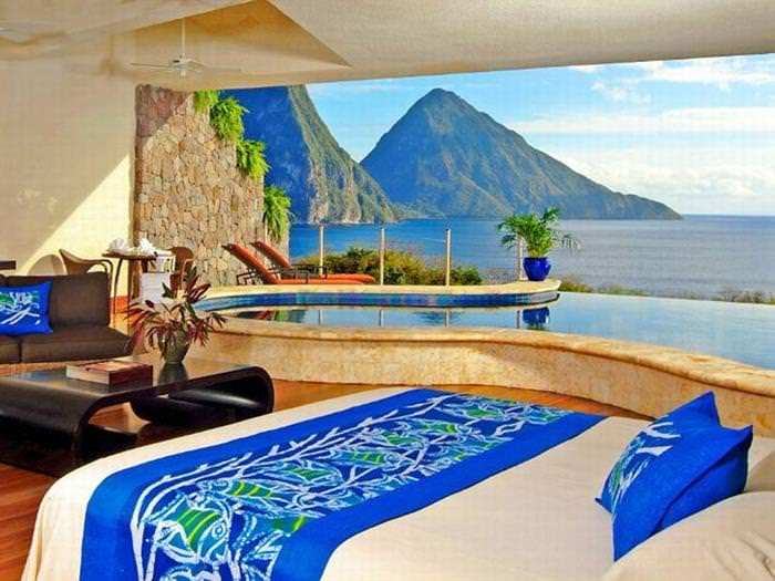 24 Amazing Hotel Room Views