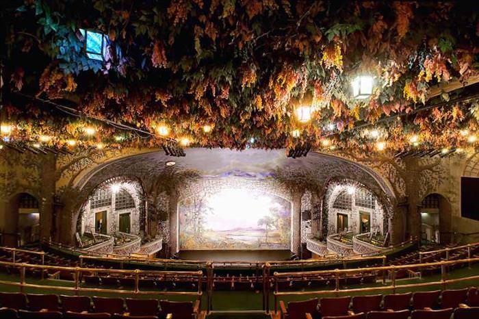 beautiful cinemas