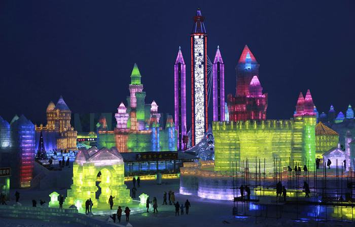 Chinese Ice Festival