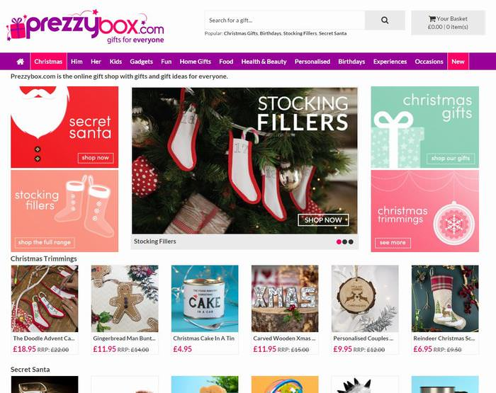 8 Fantastic Gift Websites Perfect for the Holiday Season!2