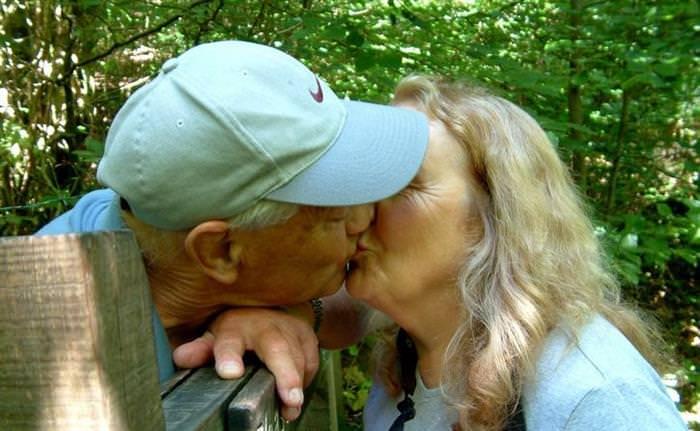 Hechos curiosos sobre los besos