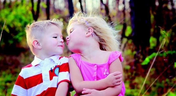 Curiosos hechos sobre los besos