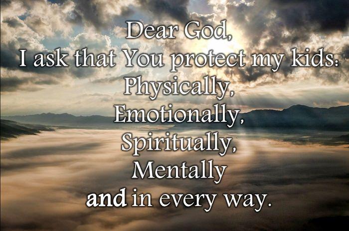 Prayers to God