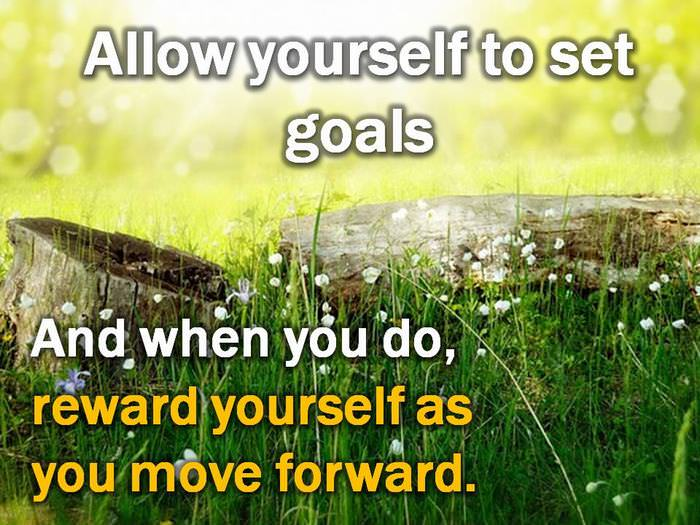 Allow Yourself...