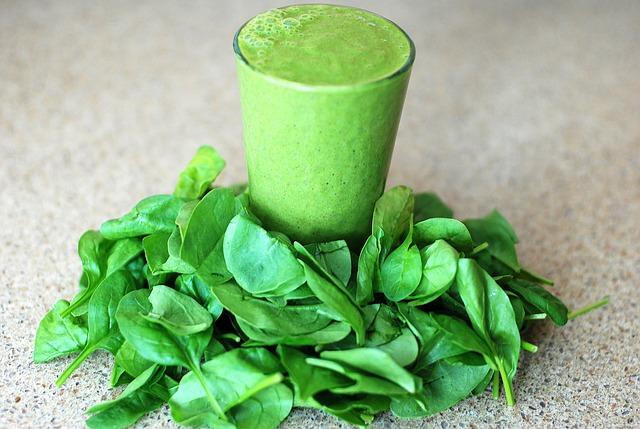 Las espinacas y sus beneficios para la salud
