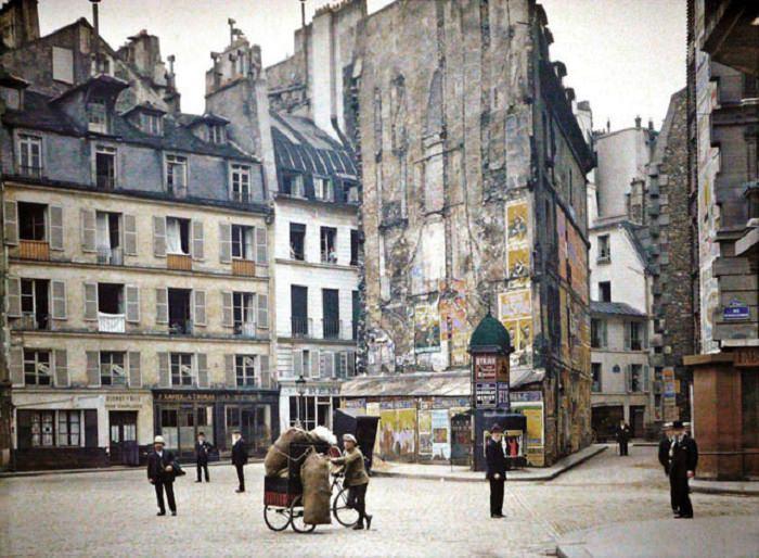Old Photos of Paris