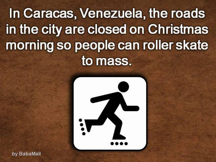15 Bizarre Christmas Traditions From All Over the World