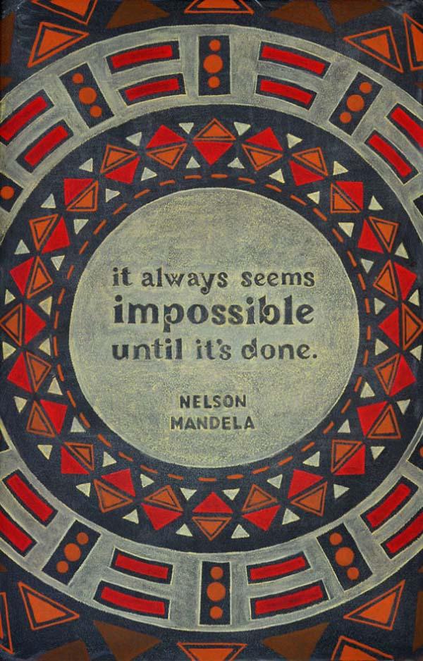 Chalkboard Words of Wisdom