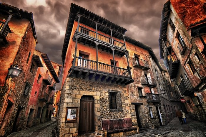 15 Picturesque Towns in Spain