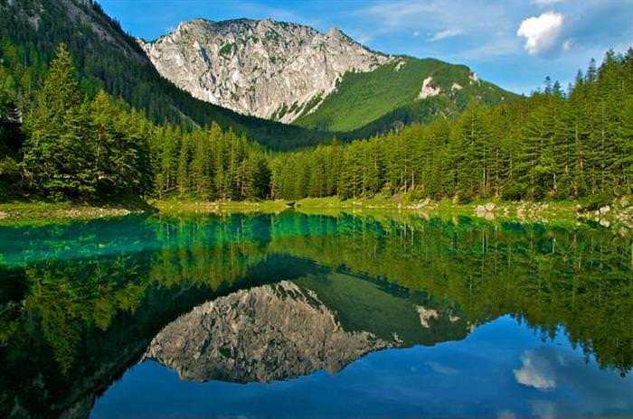 Green Lake Austria