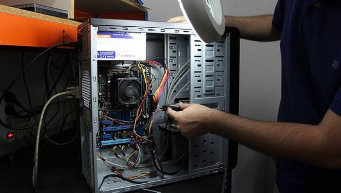 No New computer