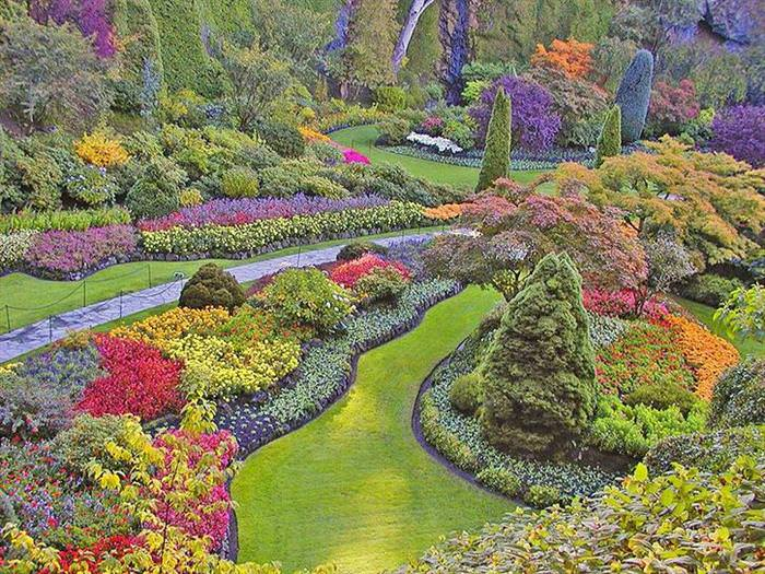 6 gardens