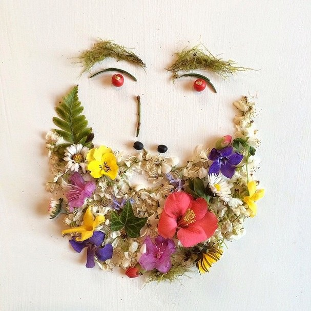 Recycling Flowers