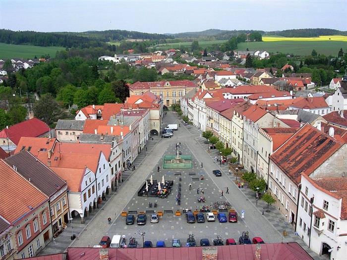 Czech Towns