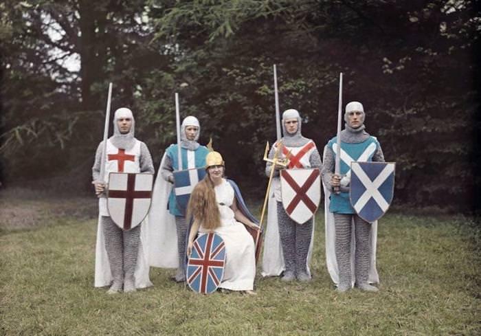Rare England