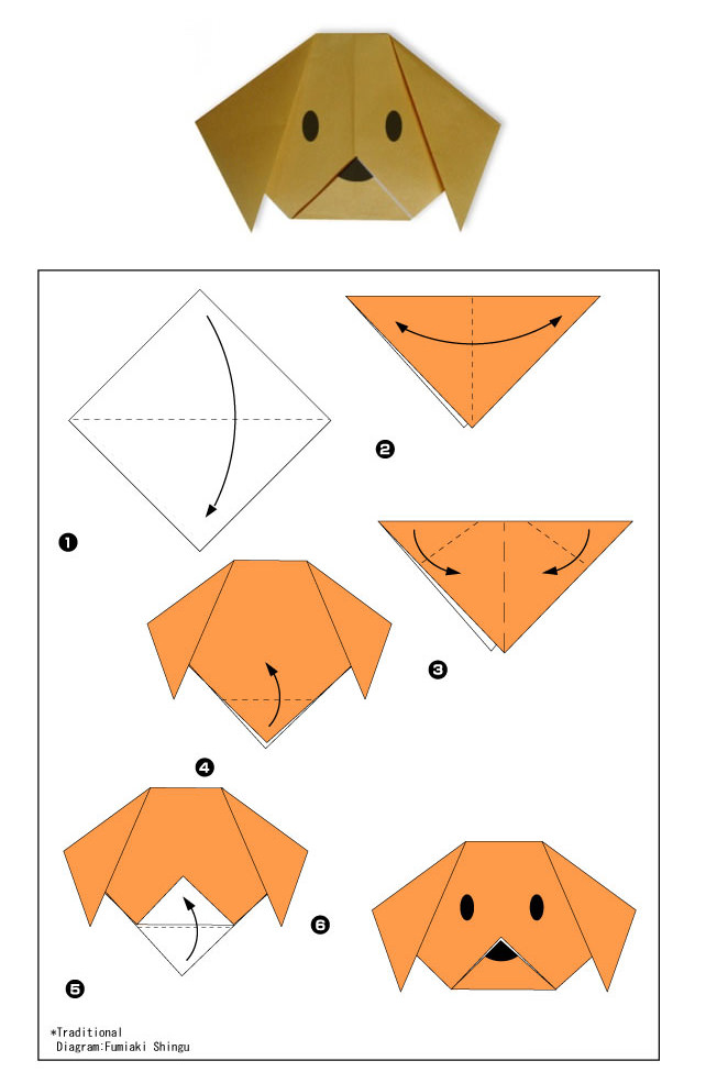 18 Instructions Thatll Make You An Origami Master Tips And