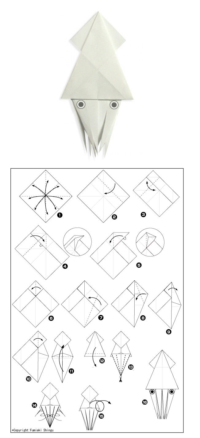 18 instructions thatll make you an origami master tips and origami jeuxipadfo Image collections