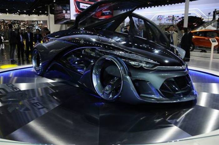 2015 Shanghai car show