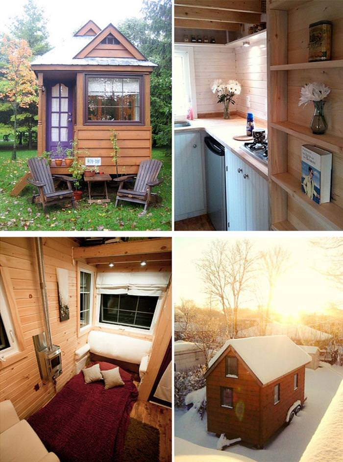 Miraculous 18 Creatively Tiny Houses Design Photography Babamail Largest Home Design Picture Inspirations Pitcheantrous