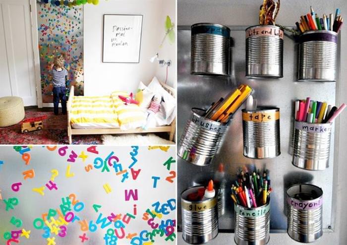 creative space - decorating