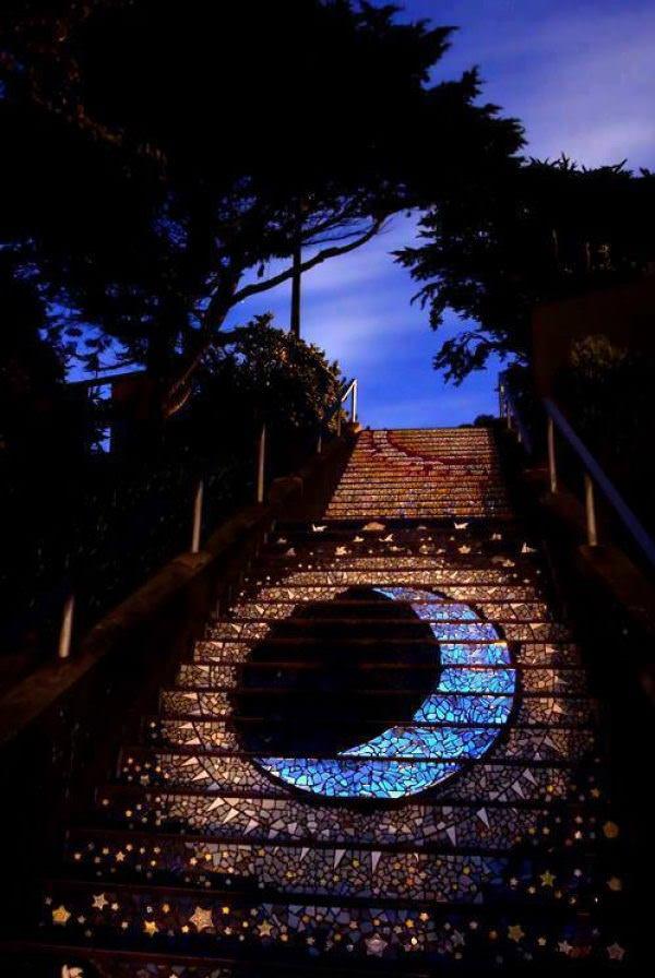 Stairs Art