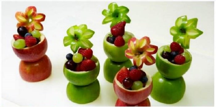 Fruity Arrangements