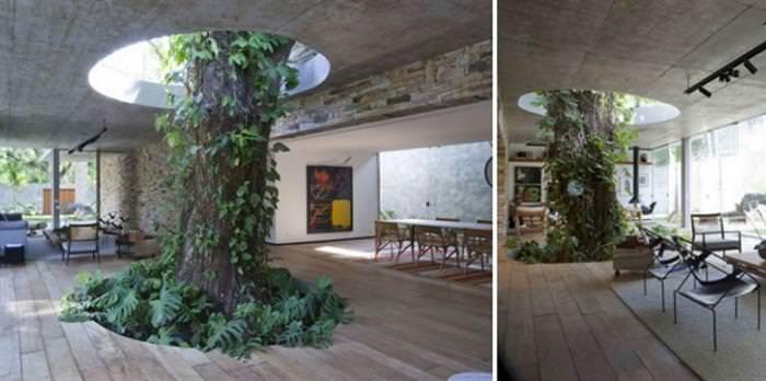 Surreal interiors