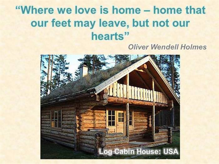 home quotes and houses