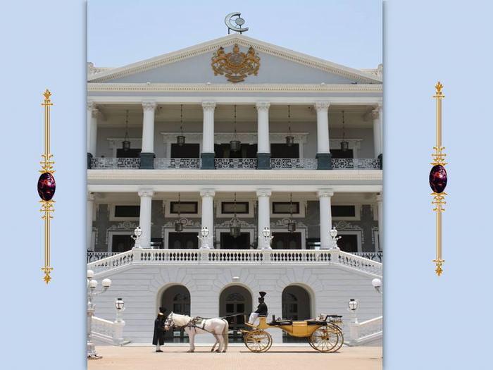 Taj Flaknuma Palace photos