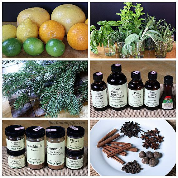 Natural Home Scents