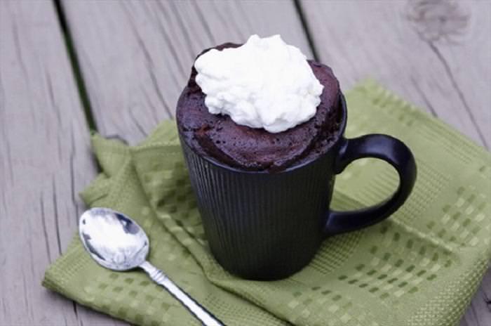 gourmet microwave mug meals