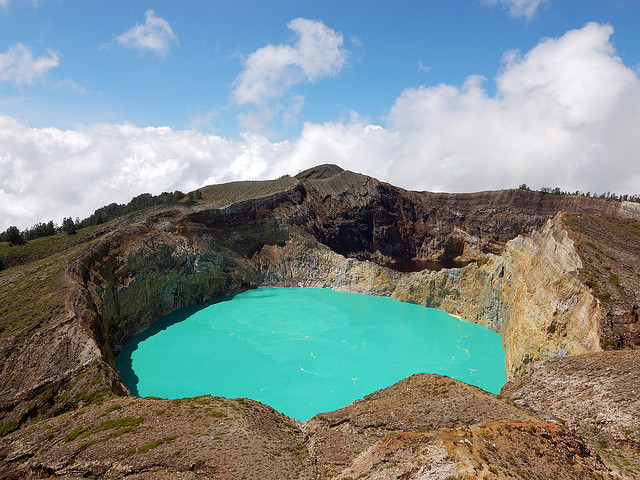 The 15 Most Colourful Lakes in the World