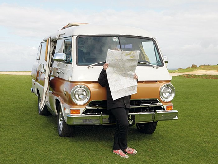 These Classic Camper Vans were Stylish and Practical