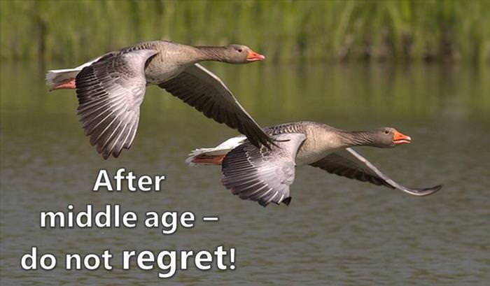 An Inspirational Message on How to Age with Grace