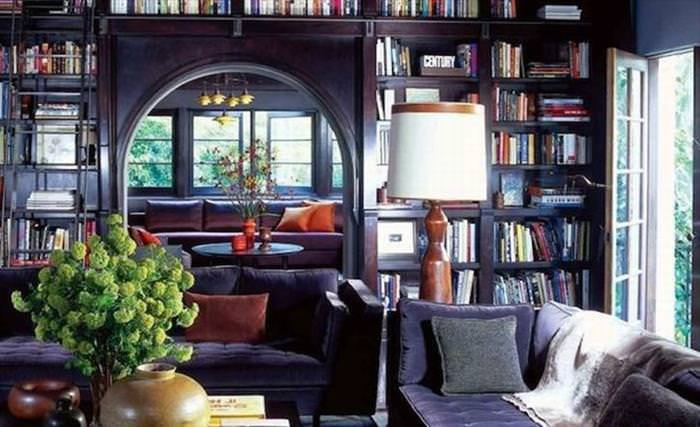 Wow home libraries
