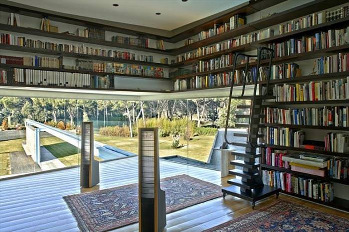 Awe Inspiring 24 Majestic Home Libraries Design Photography Babamail Largest Home Design Picture Inspirations Pitcheantrous