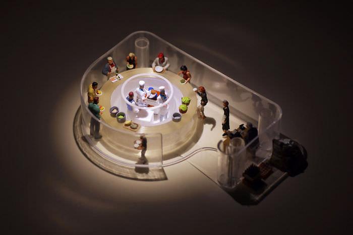 Miniature Dioramas