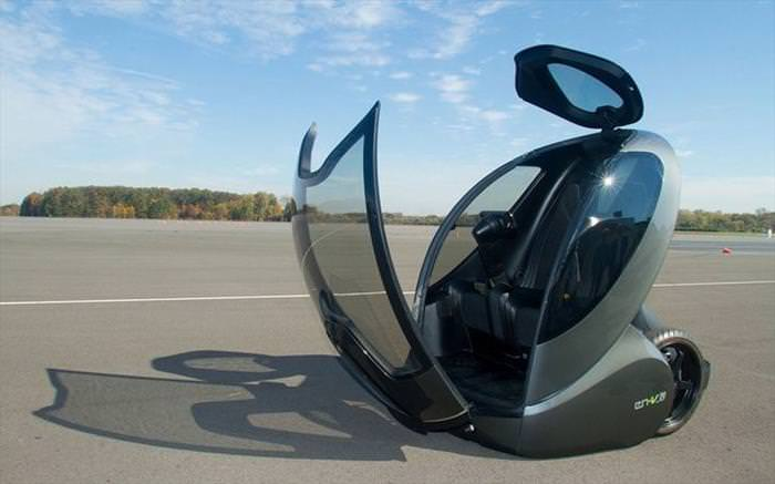 The Cars of Tomorrow