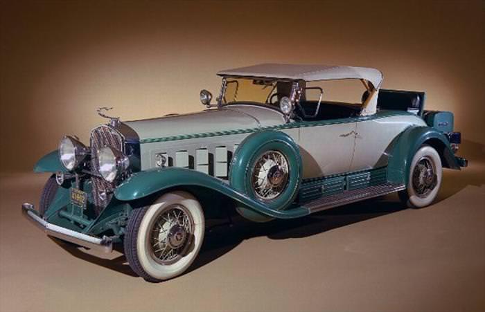 Over a Century of Beautiful Cadillacs