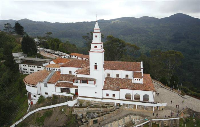 Monserrate, Colombia