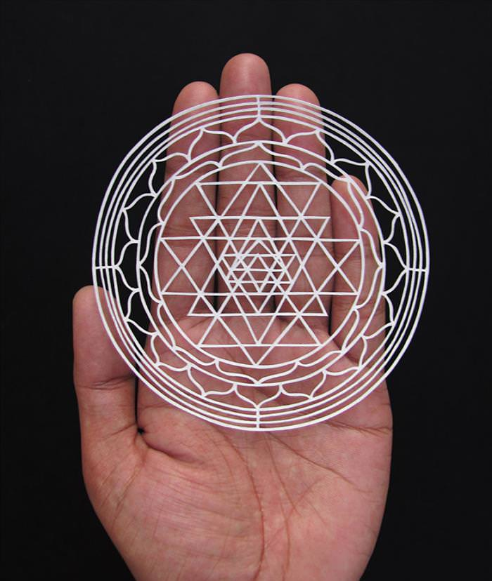 These Wonderfully Intricate Pieces of Paper Art Left Me In Awe