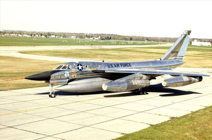 These Cold War-Era Airplanes Are True Stunners