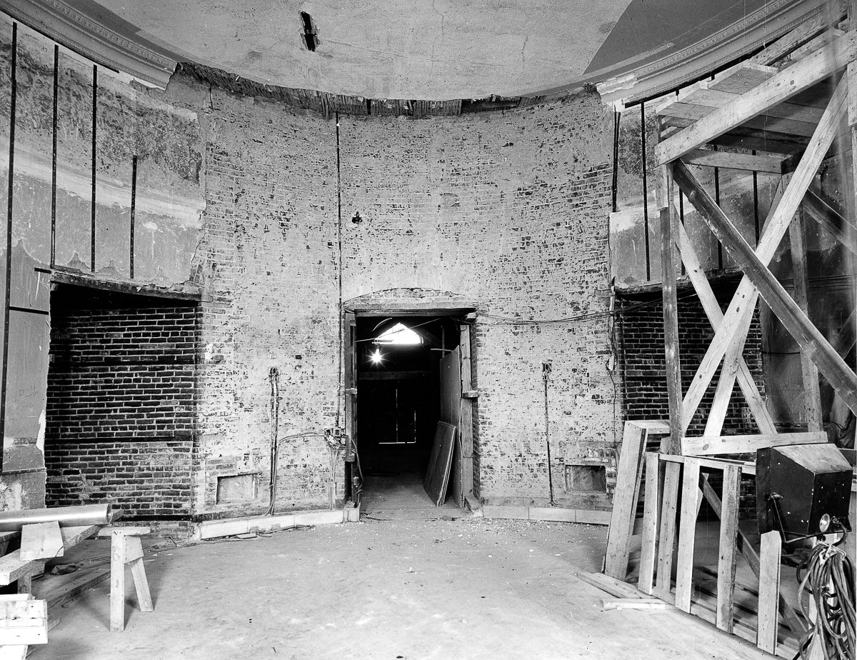 Amazing photos of the 1950s white house renovation baba for House 1950