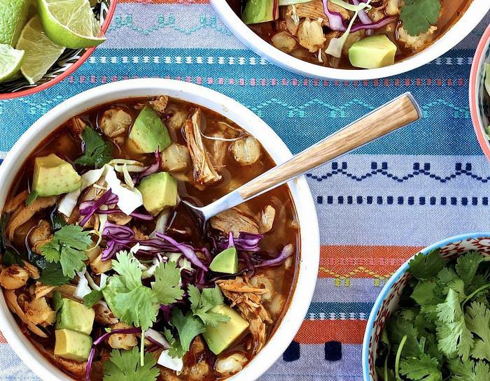 Spoil Yourself with These Divine Hot Chicken Soups this Winter