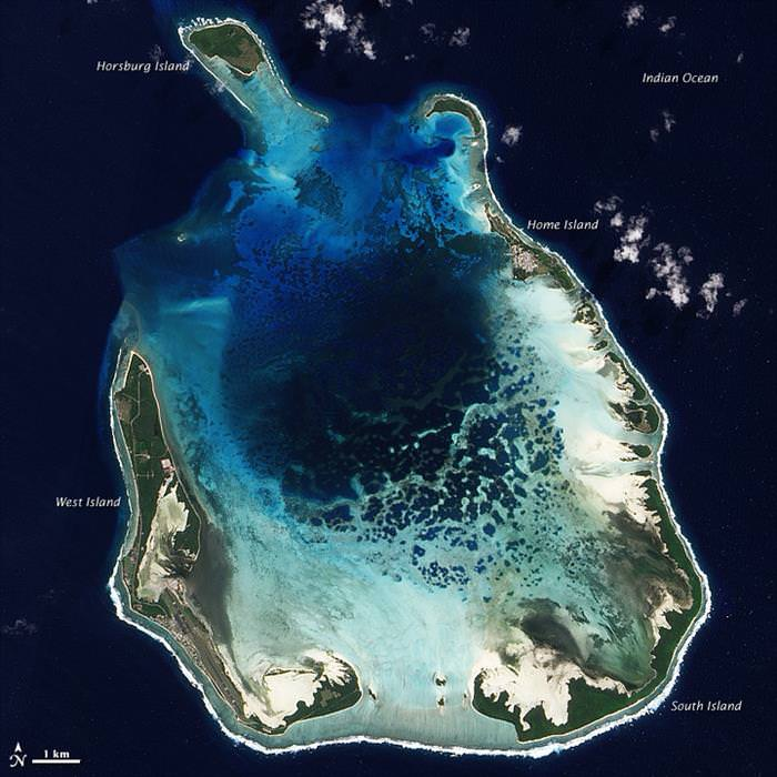 The Most Remoted Inhabited Islands in the World