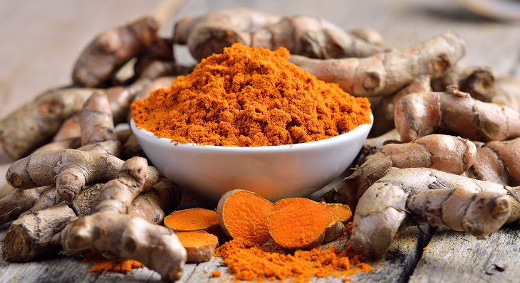 turmeric, ginger, remedy